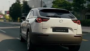 Mazda MX-30 (Herstellervideo)