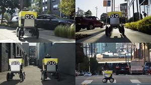 Postroboter mit Nvidia-Technologie (Firmenvideo)