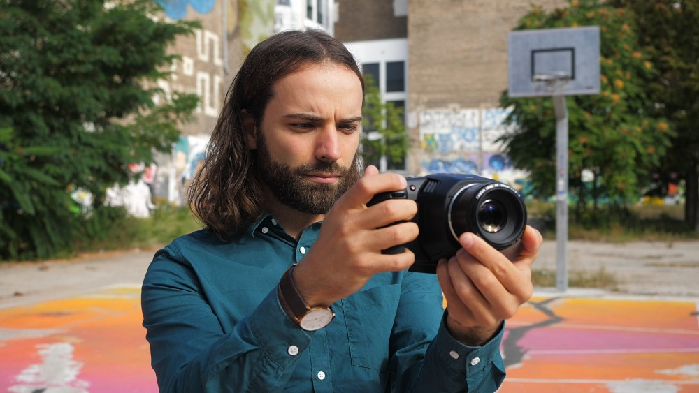 Blackmagic Pocket Cinema Camera 6k im Test