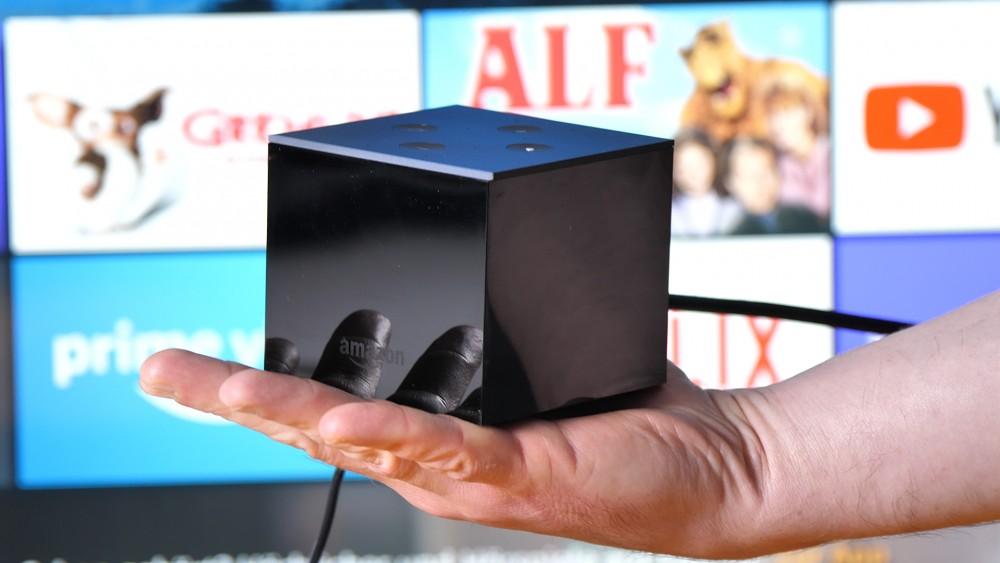 Amazons FireTV Cube mit Sprachsteuerung - Test