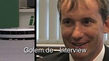 Interview mit Colin Angle von iRobot auf der IFA 2009