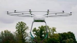 Lastdrohne Volodrone Volocopter
