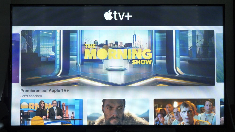 Apple TV Plus ausprobiert