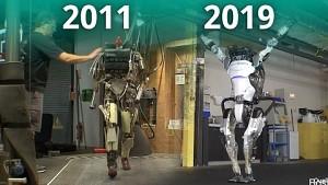 Die Entwicklung von Atlas 2011-2019 (Boston Dynamics)