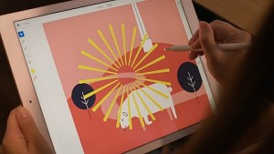 Adobe Illustrator auf dem iPad (Herstellervideo)