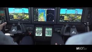 Autoland-System von Garmin in der Piper M600 SLS