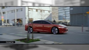 Volkswagen ID. Vizzion (Herstellervideo)