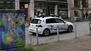 Vollautonom mit VW durch Hamburg - Bericht