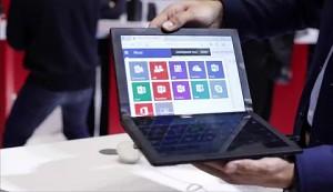 Faltbarer PC von Lenovo - Preview (Herstellervideo)