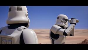 Stormtrooper in Fortnite (Trailer)