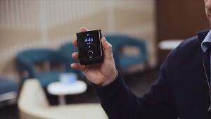 Motorola erklärt die Entwicklung des Razr (Herstellervideo)