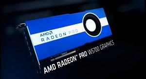 AMD zeigt Radeon Pro W5700