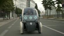 Renault Twizy - Video (ohne Ton)