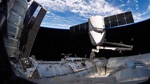 Was an Bord der nächsten SpaceX-Mission ist (Nasa)