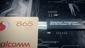 Qualcomm Snapdragon 865 5G (Herstellervideo)