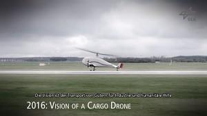 DLR erprobt Tragschrauber-Drohne