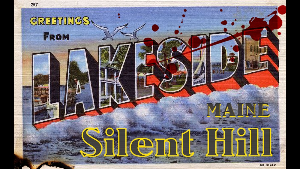 Silent Hill (1999) - Golem retro