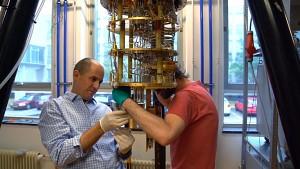 Quanten-Computing von Intel (Herstellervideo)