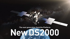 Mitsubishis Satellitenplatform New DS2000