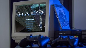 Halo (2001) - Golem retro_
