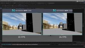 Maya 2020 vorgestellt (Autodesk)