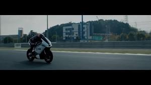 Elektrisches Rennmotorrad Segway Apex (Herstellervideo)