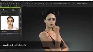 Headshot Plugin für schnelle 3D-Charaktererstellung (Herstellervideo)