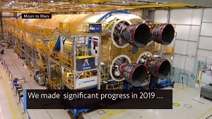 Jahresückblick der Nasa 2019