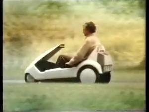 Werbung für den Sinclair C5 (Herstellervideo)