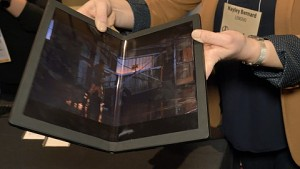 Lenovo Thinkpad X1 Fold angesehen (CES 2020)