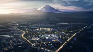 Woven City - Toyota