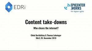 Vortrag zu Digitale-Dienste-Gesetz (36C3)