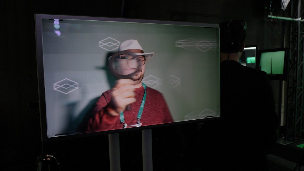 Looking Glass Holo-Display angesehen (CES 2020)