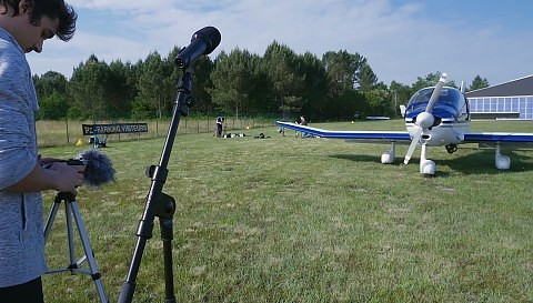 Flight Simulator - Audiosimulation (Herstellervideo)