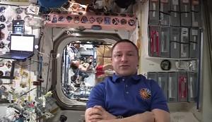 Eine Tour durch die ISS (ESA)