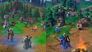 Warcraft 3 Classic und Warcraft 3 Reforged im Vergleich