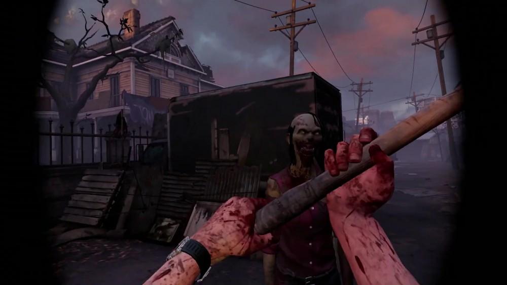The Walking Dead VR - Trailer (Survival)