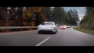 Superbowl 2020 Werbespot von Porsche