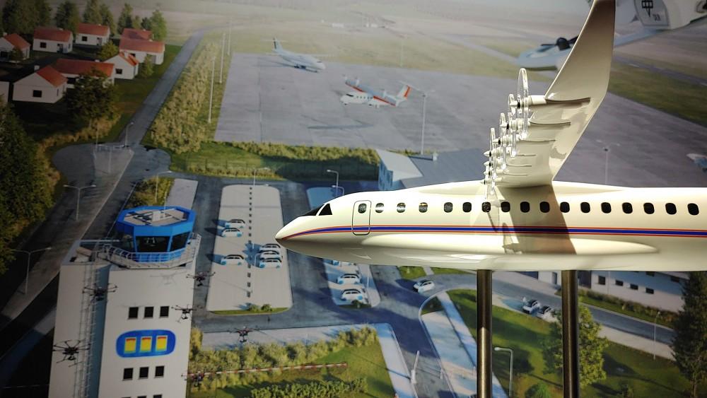 Wo bleiben die E-Flugzeuge? (Interview mit Rolf Henke vom DLR)