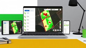 Farm-Managementsystem Climate Field View