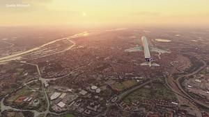 Flugsimulator 2020 - neue Szenen