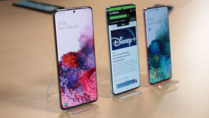 Samsung Galaxy S20 - Hands on