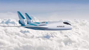 Airbus Studie Maveric (Herstellervideo)