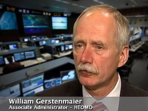 William Gerstenmaier über Sicherheit - Nasa