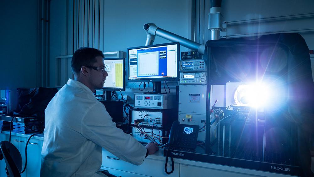 Helmholtz-Forscher arbeiten am Künstlichen Blatt - Bericht