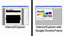 Google stellt Chrome Frame vor