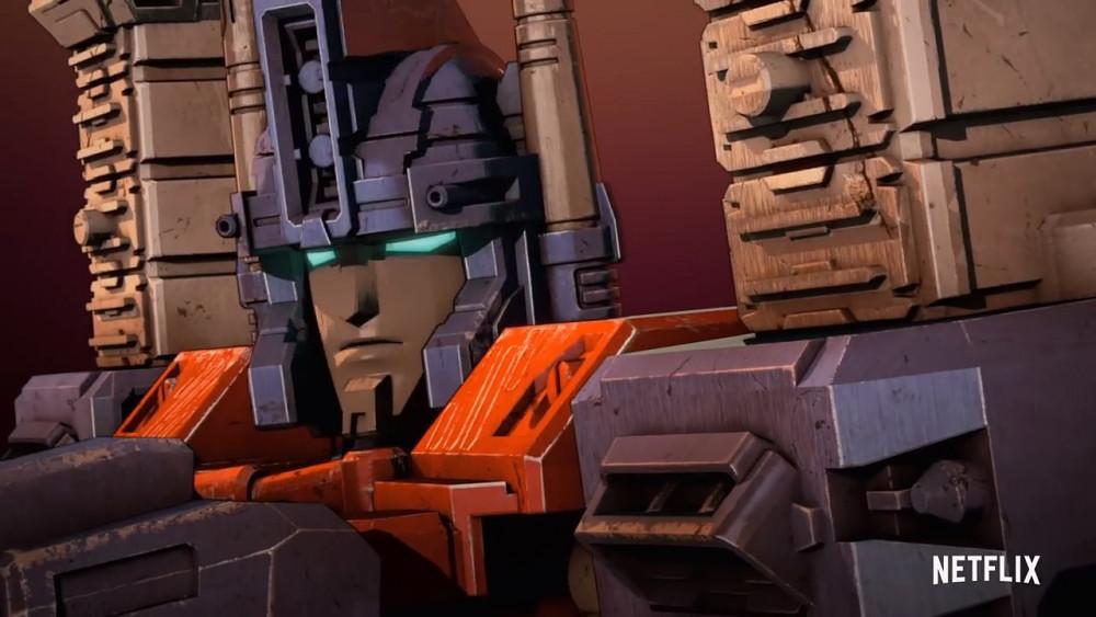 Transformers Anime Serie - Trailer