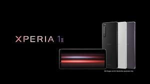 Sony Xperia 1 II (Herstellervideo)
