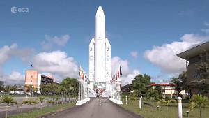 Esa stellt europäischen Raumflughafen vor