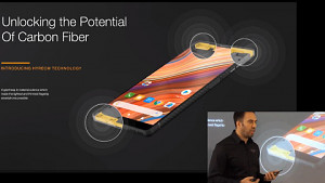 Carbon Mobile stellt das Carbon 1MK II vor